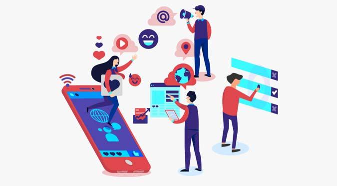 Social Media & Podcasts